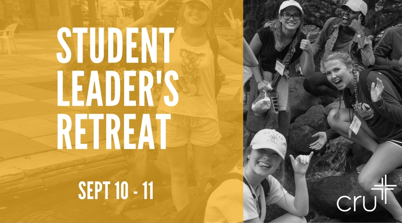 Student Leader's Retreat