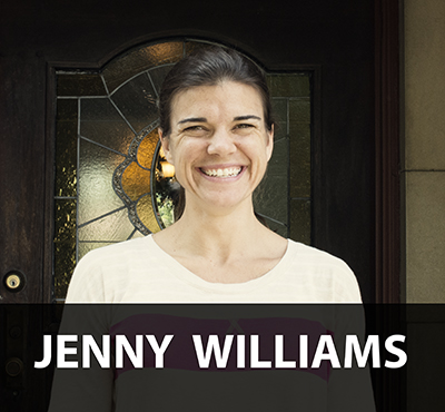 JENNY WILLIAMS