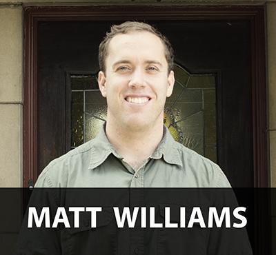 MATT WILLLIAMS