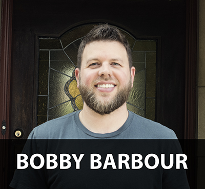 BOBBY BARBOUR