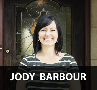 JODY BARBOUR